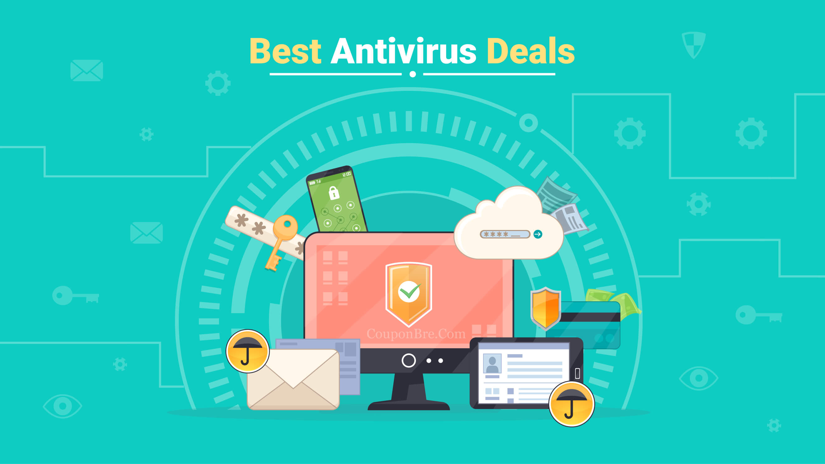The Best Deals on Antivirus Software Blog