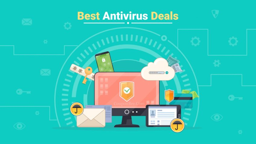 The Best Deals on Antivirus Software
