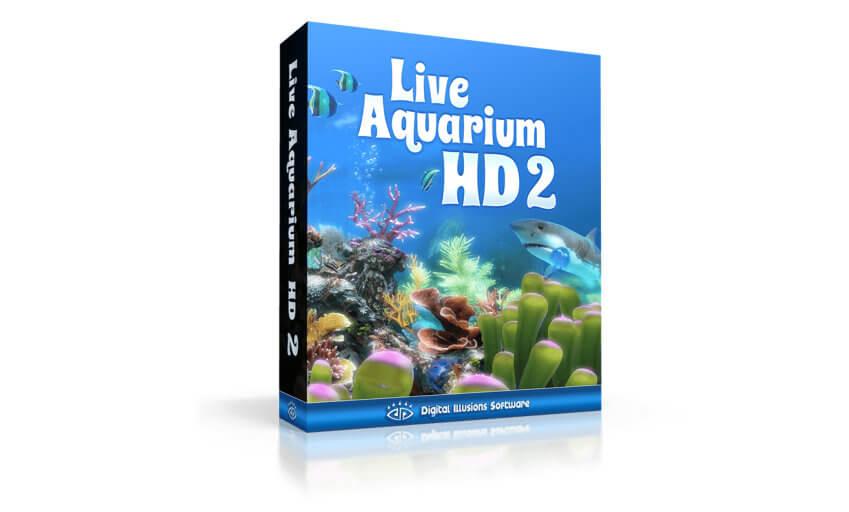 Ashampoo® Live Aquarium Hd 2