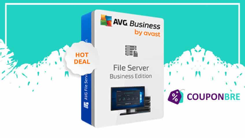avg file server business edition coupon code
