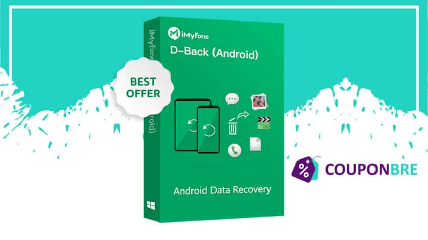 iMyfone D Back Android Coupons