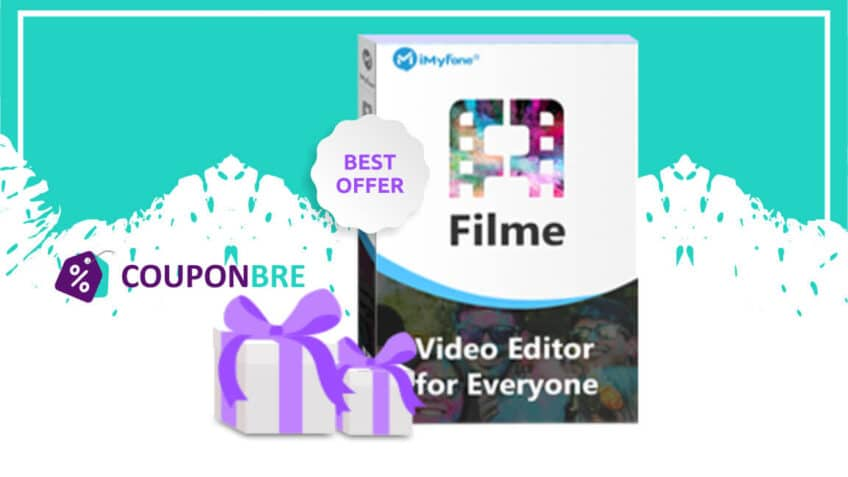 iMyfone Filme Video Editor Coupons