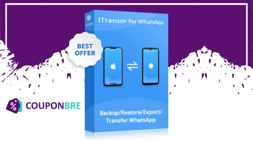 iMyfone iTransor for Whatsapp Coupons