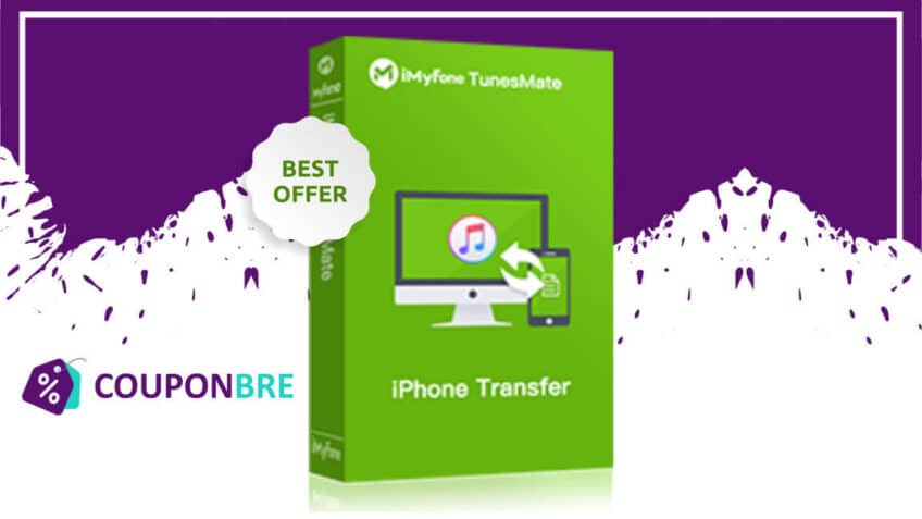 iMyfone Tunesmate Coupons