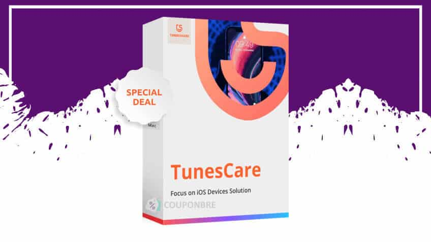 Tenorshare Tunescare Coupons