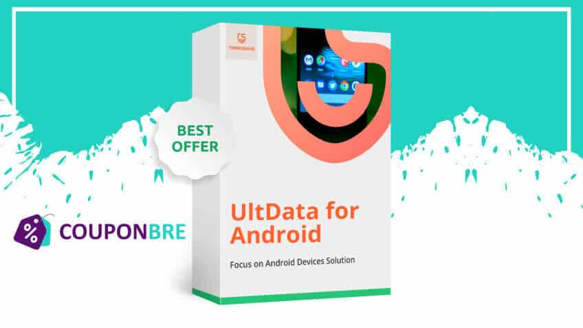 Tenorshare ultdata android data recovery coupon coupon codess