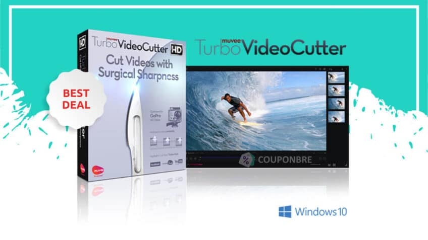 muvee turbo video cutter coupon code