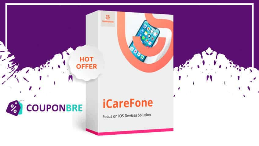 Tenorshare iCarefone Coupons