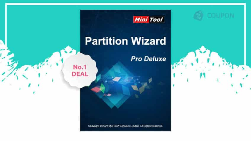 Minitool partition wizard pro deluxe