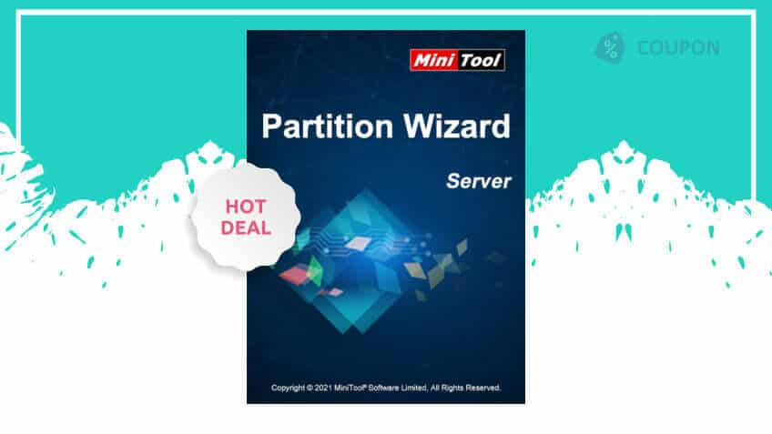 Minitool partition wizard server